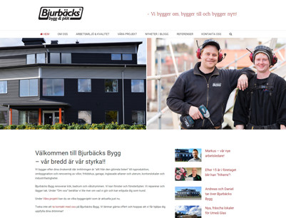 Avada - designtema för WordPress