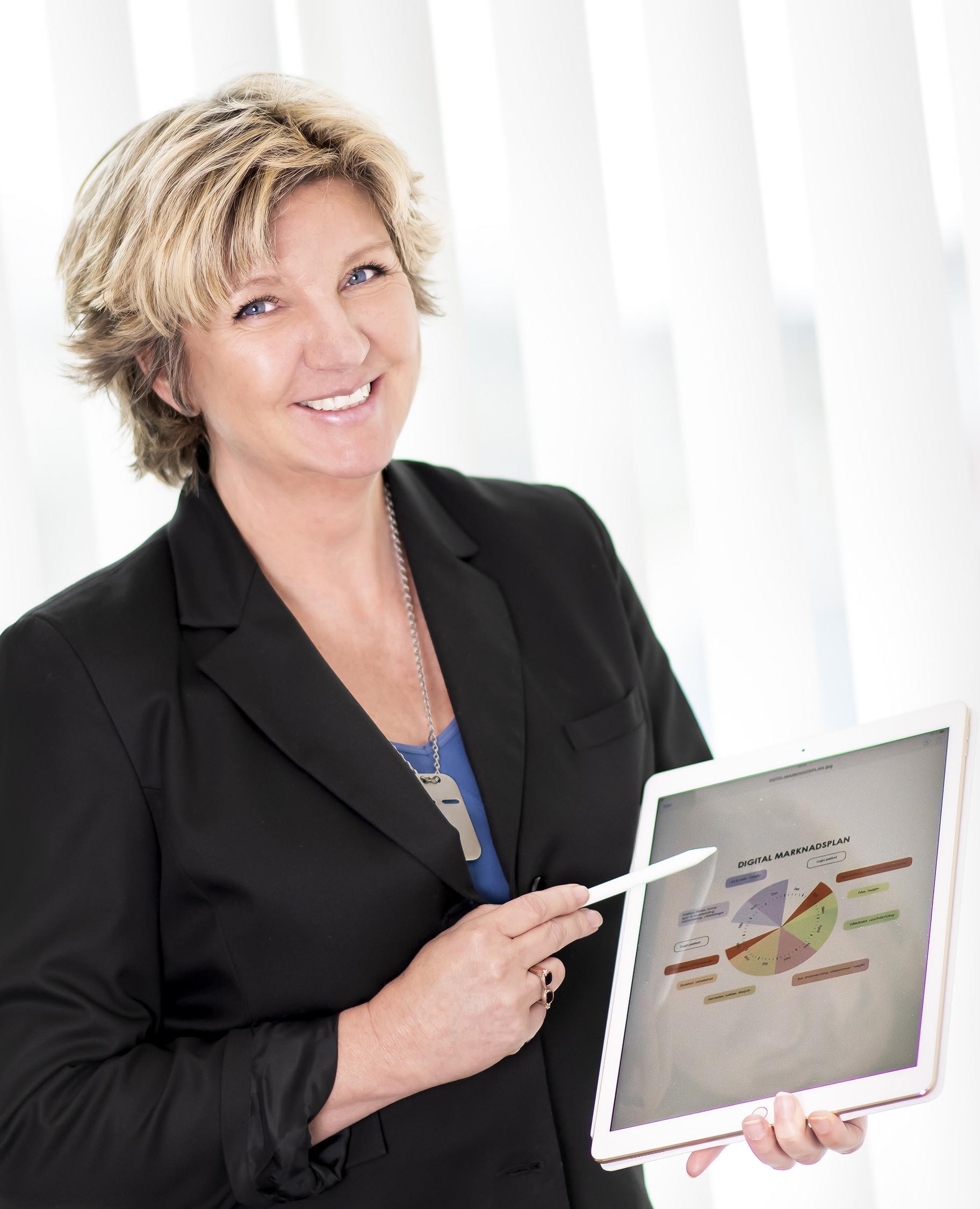 Digital marknadsföring - Ann Tavelin, Base Media Norr