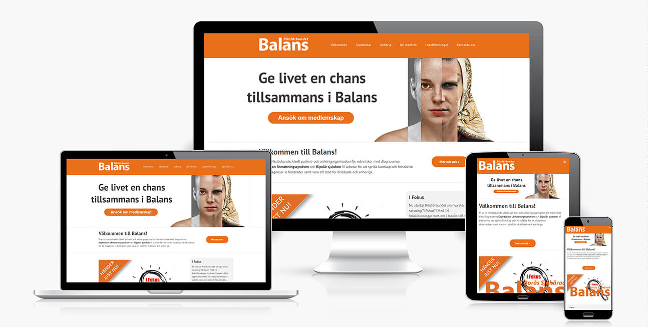 Riksförbundet Balans